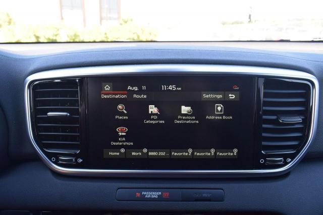 2022 Kia Sportage 2.0L SX Turbo AWD