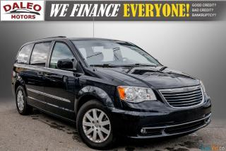Used 2014 Chrysler Town & Country TOURING / 7 PASSENGERS / BACK UP CAM / STOW N GO for sale in Hamilton, ON