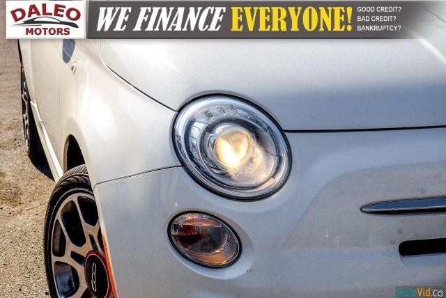2013 Fiat 500 SPORT / MANUAL / 4 PASSENGER / Photo2