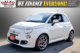 2013 Fiat 500 SPORT / MANUAL / 4 PASSENGER / Photo26