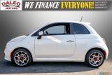 2013 Fiat 500 SPORT / MANUAL / 4 PASSENGER / Photo27