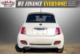 2013 Fiat 500 SPORT / MANUAL / 4 PASSENGER / Photo29