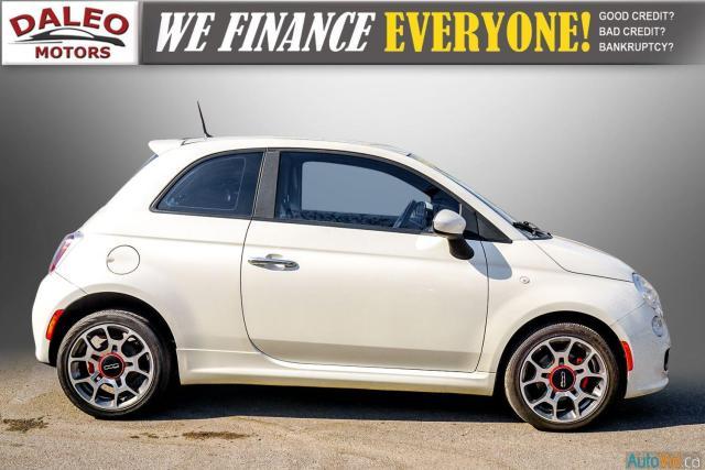 2013 Fiat 500 SPORT / MANUAL / 4 PASSENGER / Photo9