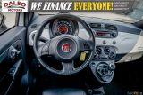 2013 Fiat 500 SPORT / MANUAL / 4 PASSENGER / Photo36