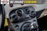 2013 Fiat 500 SPORT / MANUAL / 4 PASSENGER / Photo37