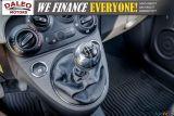 2013 Fiat 500 SPORT / MANUAL / 4 PASSENGER / Photo41