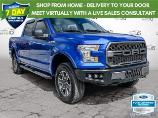 Used 2016 Ford F-150 XLT Sport 4x4/Navi/20 Wheels for sale in St Thomas, ON