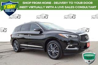 Used 2017 Infiniti QX60 ONE OWNER for sale in Grimsby, ON