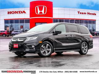 Used 2019 Honda Odyssey Touring for sale in Milton, ON