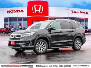 Used 2019 Honda Pilot EX-L Navi EX-L for sale in Milton, ON