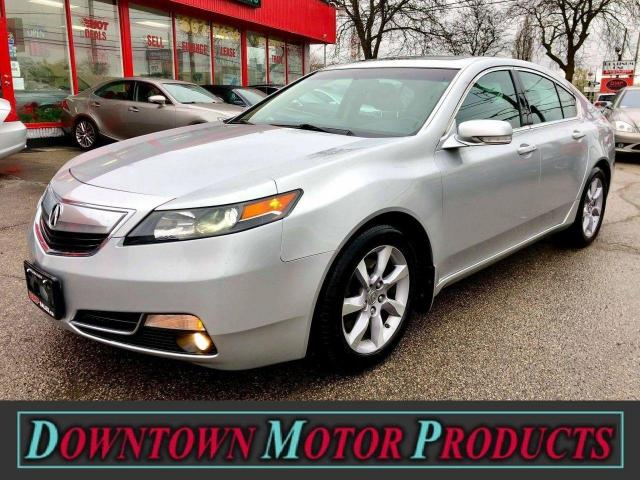 2013 Acura TL Tech Package