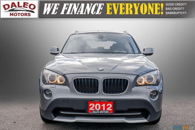 2012 BMW X1 28i / PANO ROOF / HEATED SEATS / BLUETOOTH Photo3