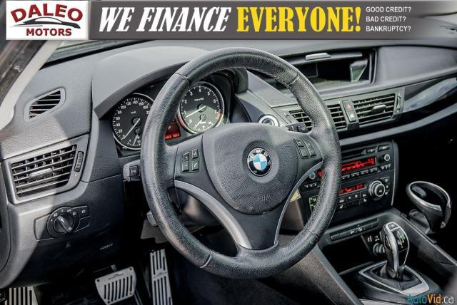 2012 BMW X1 28i / PANO ROOF / HEATED SEATS / BLUETOOTH Photo16
