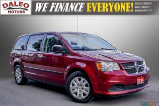 Used 2014 Dodge Grand Caravan SE / 7 PASSENGER / WOOD TRIM for sale in Hamilton, ON