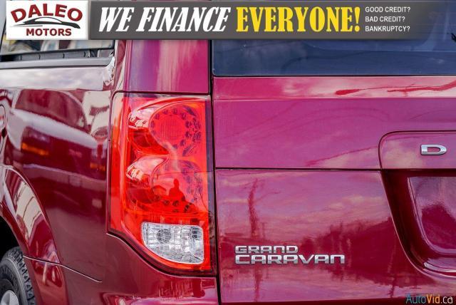 2014 Dodge Grand Caravan SE / 7 PASSENGER / WOOD TRIM Photo10