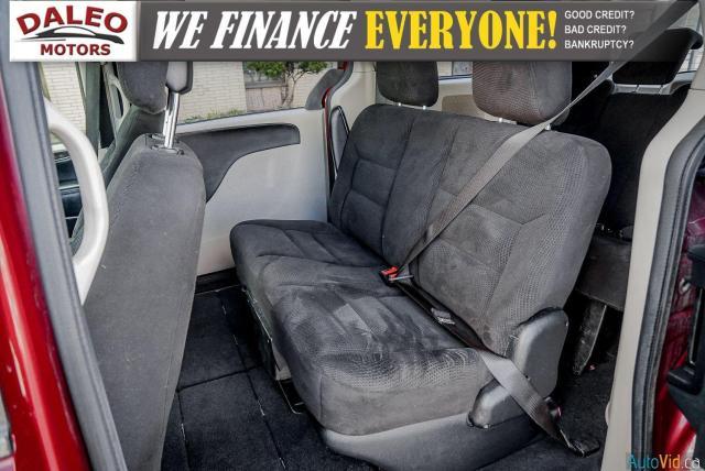 2014 Dodge Grand Caravan SE / 7 PASSENGER / WOOD TRIM Photo12