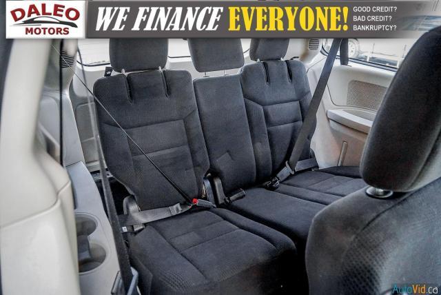2014 Dodge Grand Caravan SE / 7 PASSENGER / WOOD TRIM Photo13