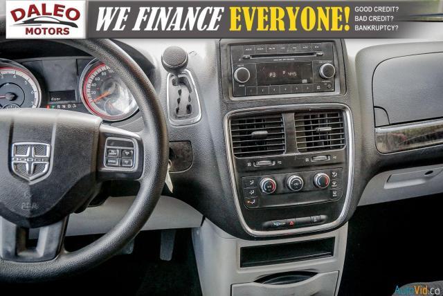 2014 Dodge Grand Caravan SE / 7 PASSENGER / WOOD TRIM Photo16