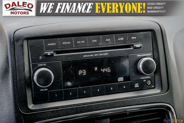 2014 Dodge Grand Caravan SE / 7 PASSENGER / WOOD TRIM Photo23