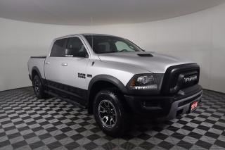 Used 2016 RAM 1500 Rebel 4X4 | 5.3L HEMI V8 | NAVI | LEATHER | SUNROOF for sale in Huntsville, ON