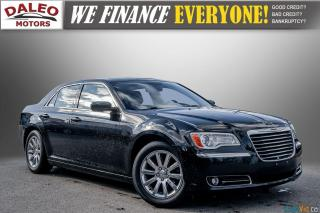 Used 2014 Chrysler 300 LEATHER / BACK UP CAM / HEATED STEATS / PANO ROOF for sale in Hamilton, ON