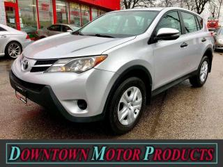 Used 2013 Toyota RAV4 LE AWD for sale in London, ON