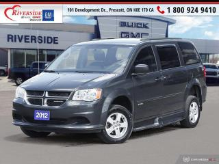 Used 2012 Dodge Grand Caravan SE/SXT for sale in Prescott, ON