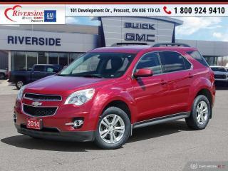 Used 2014 Chevrolet Equinox 2LT for sale in Prescott, ON
