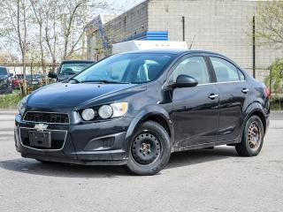 Used 2013 Chevrolet Sonic LT Auto LT for sale in Stouffville, ON