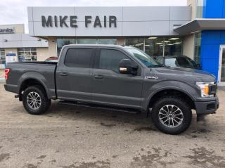 Used 2018 Ford F-150 Cruise Control, Power Door Locks, Keyless entry for sale in Smiths Falls, ON