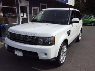 Used 2013 Land Rover Range Rover Sport HSE LUX for sale in Parksville, BC