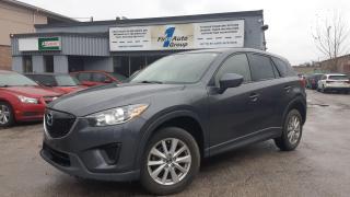 Used 2015 Mazda CX-5 GX SPORT for sale in Etobicoke, ON