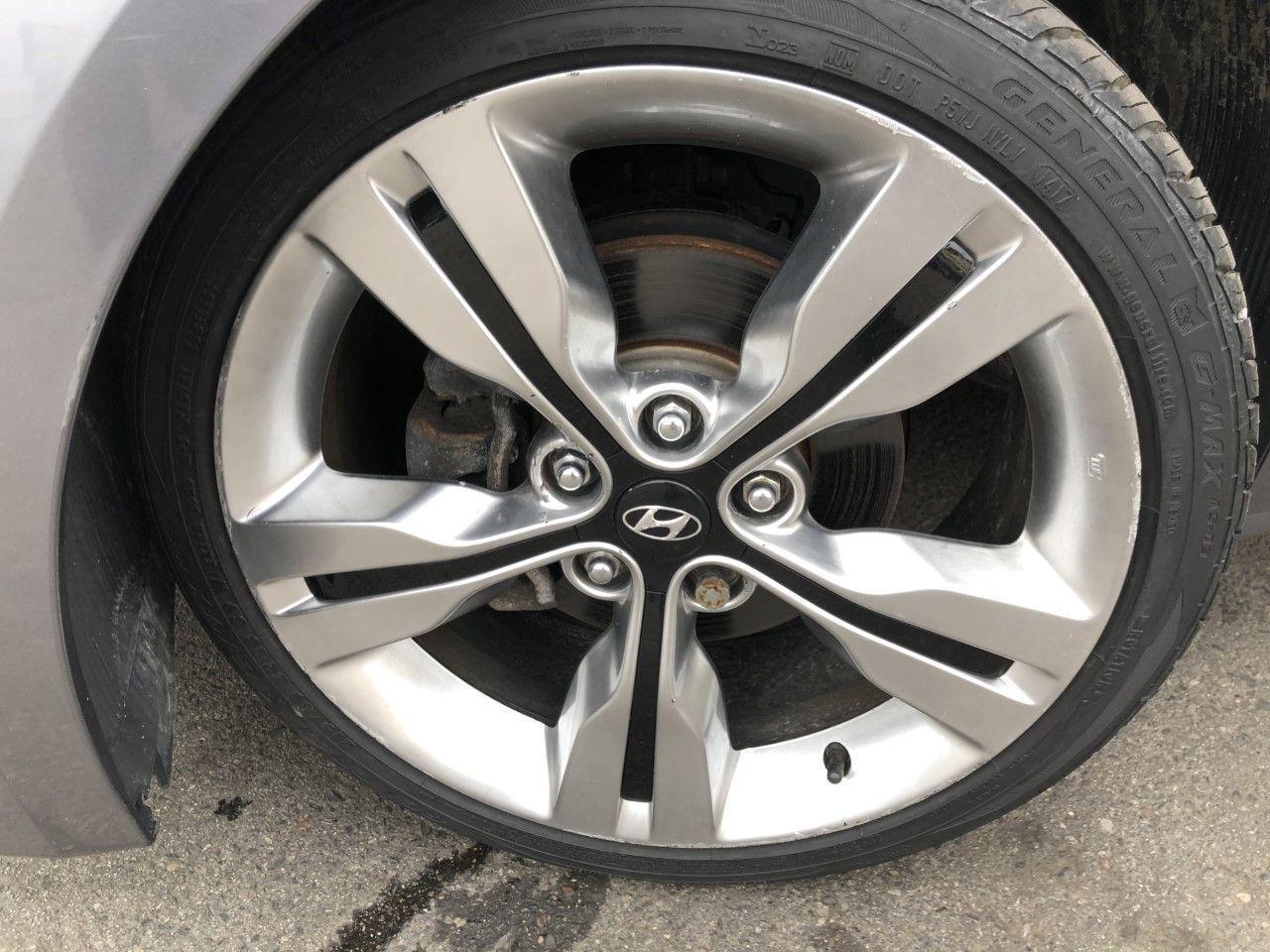 2014 Hyundai Veloster