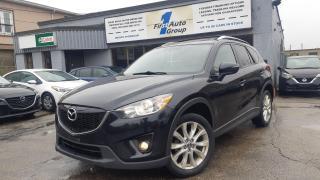 Used 2015 Mazda CX-5 GT Navi/Backup Cam/Blind spot assist for sale in Etobicoke, ON