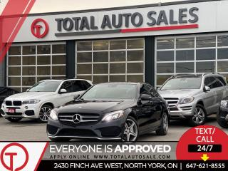 Used 2016 Mercedes-Benz C-Class //AMG | BURMESTER | CARBON | LOADED for sale in North York, ON