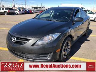 Used 2012 Mazda MAZDA6 GS 4D Sedan 2.5L for sale in Calgary, AB