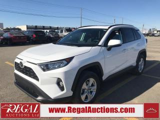 Used 2019 Toyota RAV4 XLE 4D Utility AWD 2.5L for sale in Calgary, AB