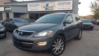 Used 2008 Mazda CX-9 GT AWD Leather // P-Moon // 7 pass. for sale in Etobicoke, ON