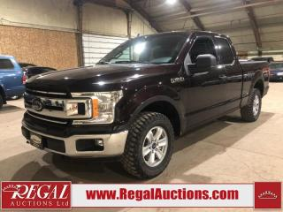 Used 2019 Ford F-150 XLT SuperCab 4WD 3.5L for sale in Calgary, AB
