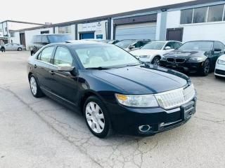 Used 2009 Lincoln MKZ 4DR SDN AWD for sale in Burlington, ON