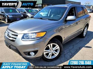Used 2012 Hyundai Santa Fe GLS for sale in Hamilton, ON