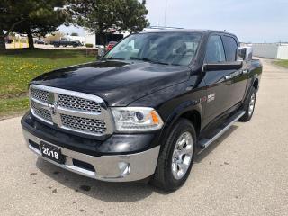 Used 2018 RAM 1500 Laramie for sale in Cambridge, ON
