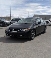 Used 2013 Honda Civic EX | $0 DOWN - EVERYONE APPROVED! for sale in Calgary, AB