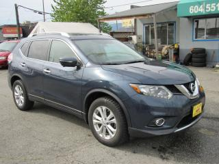 Used 2015 Nissan Rogue SV for sale in Vancouver, BC