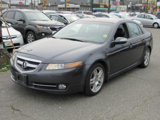 Used 2007 Acura TL 3.2 for sale in Vancouver, BC