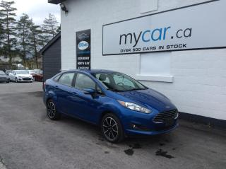 Used 2019 Ford Fiesta ALLOYS,HEATED SEATS, BACKUP CAM!! for sale in Richmond, ON
