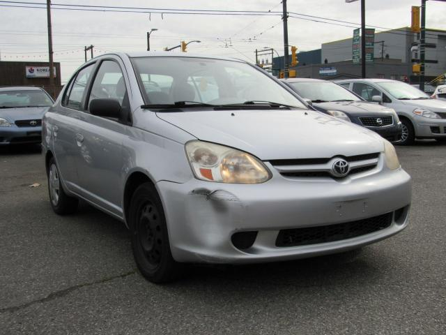 2003 Toyota Echo 1.5