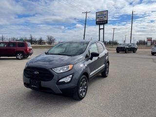 Used 2018 Ford EcoSport S 4WD for sale in Beausejour, MB