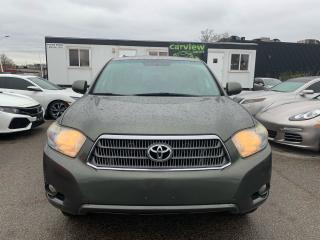 Used 2008 Toyota Highlander Hybrid LIMITED for sale in North York, ON