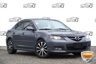 Used 2007 Mazda MAZDA3 GT AS TRADED | AUTO | AC | POWER GROUP | for sale in Kitchener, ON